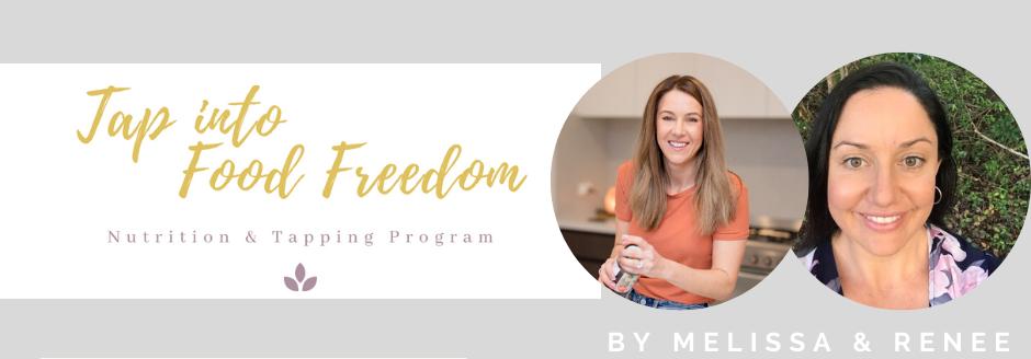 tap into food freedom program